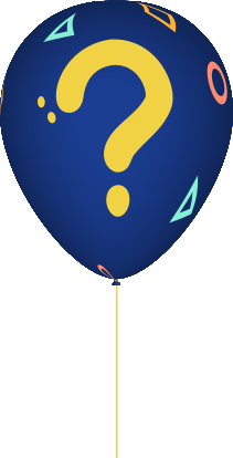 Qustion balloon