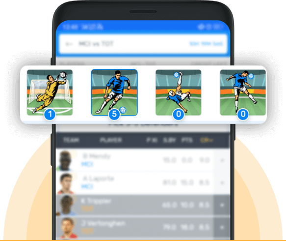 Create your Football Team